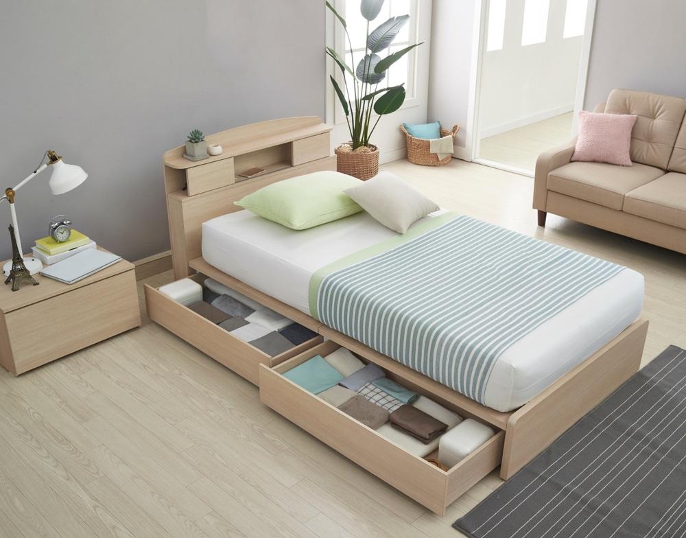 床墊選擇搭配掀床床架